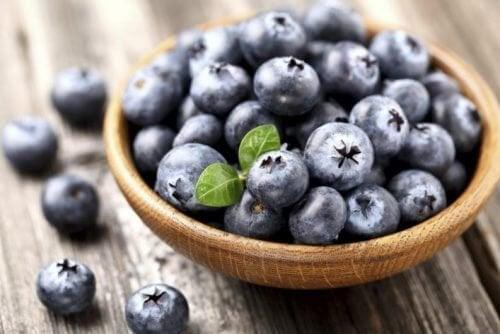 藍莓種植與調理方法