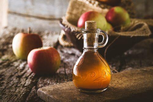 蘋果和蘋果醋