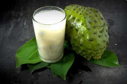 喝刺果番荔枝汁的10大好處