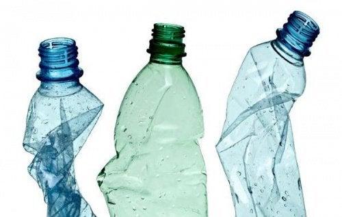 寶特瓶再利用的12種有趣方法