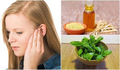 緩解耳鳴的六種家庭療法