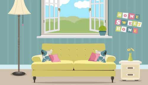 保持家中乾淨的七個建議
