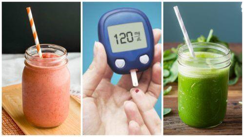 五種控制血糖的飲品