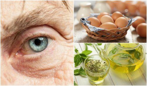 用這7種食物保護眼睛,避免黃斑部病變