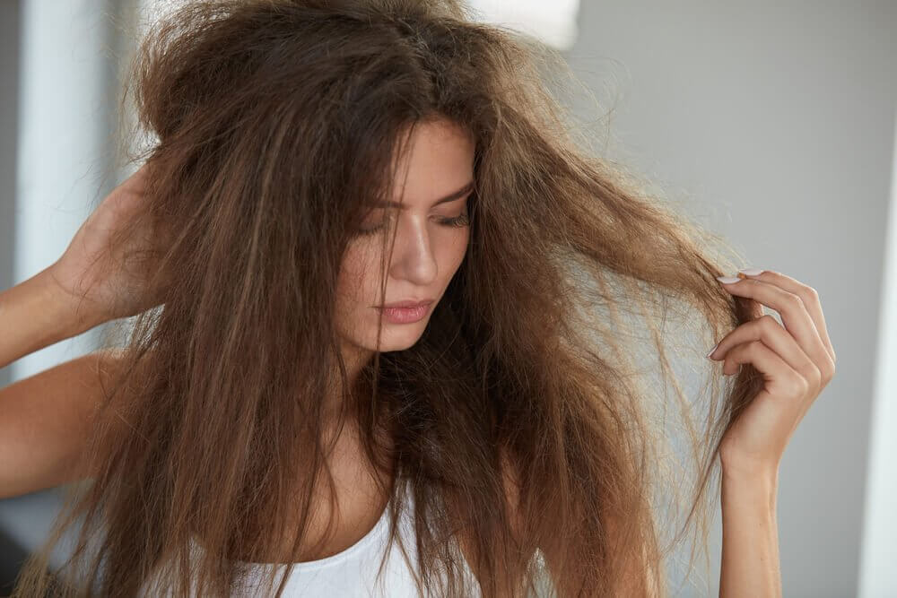 用這五種天然方法滋潤你的頭髮