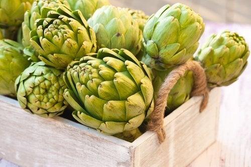 朝鮮薊對健康的6種效益