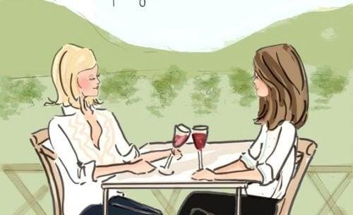 女性間的友誼:一種對抗壓力的好方法