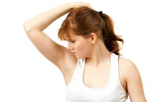 腋下的5種健康警示