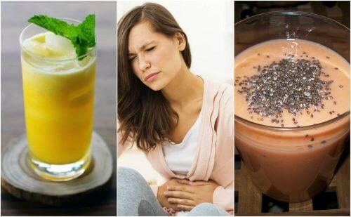 用這5種家庭療法自然清潔腸子