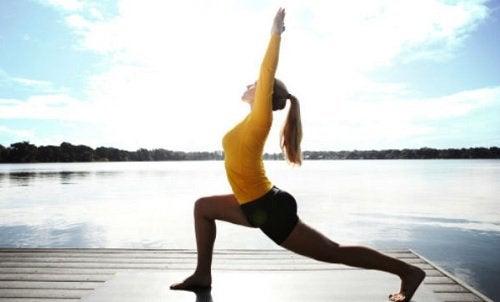 幫助減重的六種瑜珈姿勢
