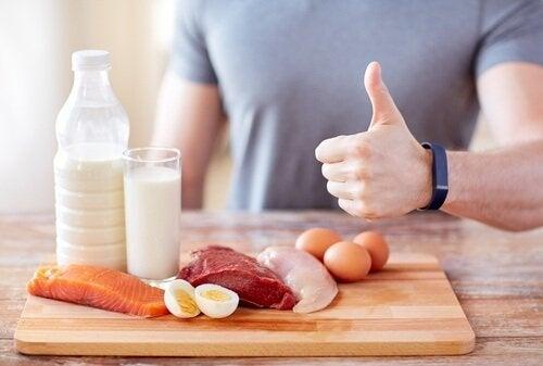 蛋白質攝取不足的7個徵兆