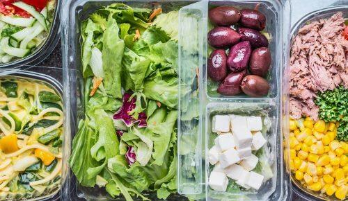 一週七天都能享用健康美味的沙拉