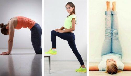 九個你可以在早上九分鐘內完成的健身運動