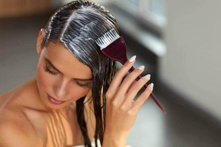 在家幾分鐘修復你的秀髮