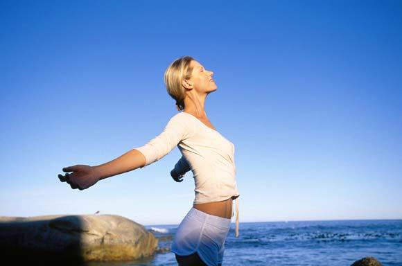 根據科學研究,深呼吸的七個驚人的好處