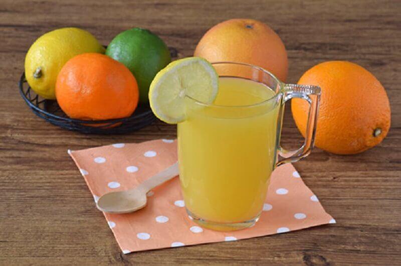 柑橘類果汁