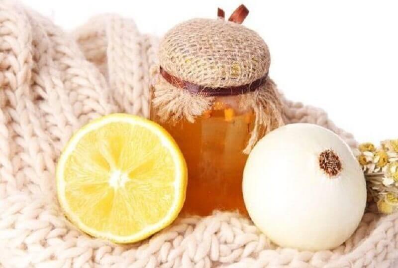 洋蔥和蜂蜜