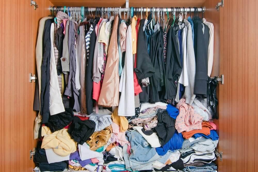 滿出來的衣櫥