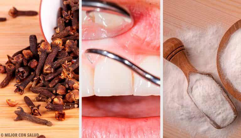 用這些自然療法擺脫牙齦發炎