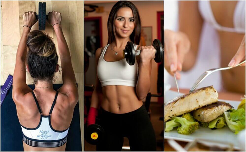 用這些小訣竅建立肌肉質量並燃燒脂肪
