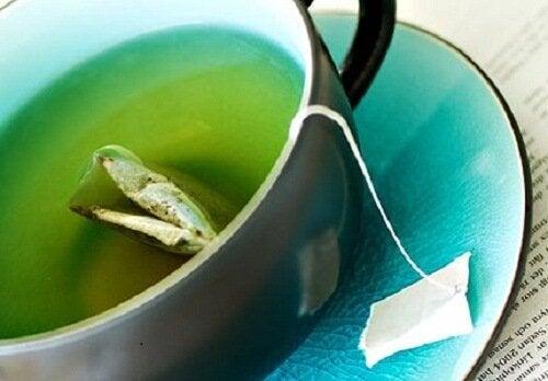 可輕易減重的3款綠茶飲料
