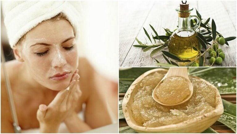 肌膚的5種橄欖油護理法