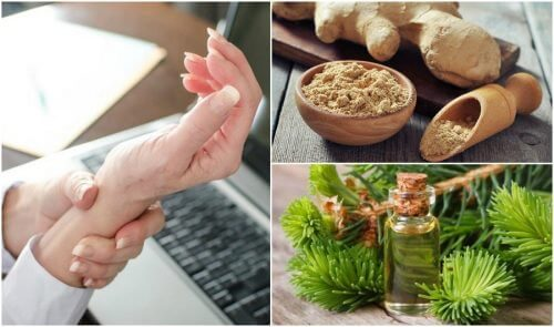 腕隧道疼痛的5種自然療方