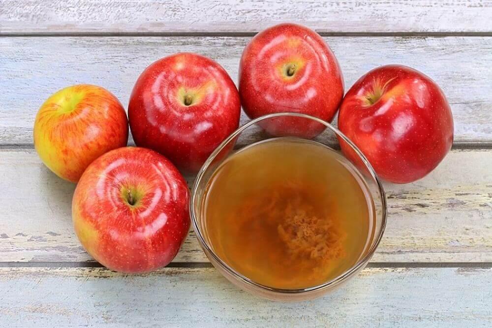 蘋果與蘋果醋