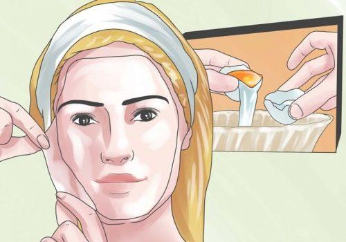 在家DIY!用生蛋白作臉部保養