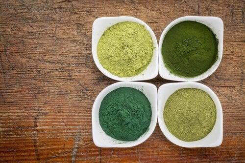 螺旋藻營養價值