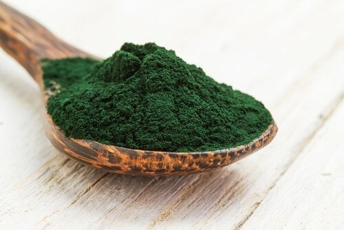 螺旋藻粉1