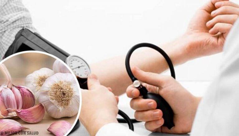高血壓的4種自然療法
