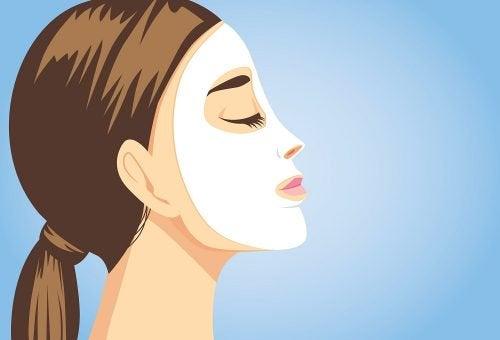 立刻讓肌膚閃耀光澤的天然臉部保養