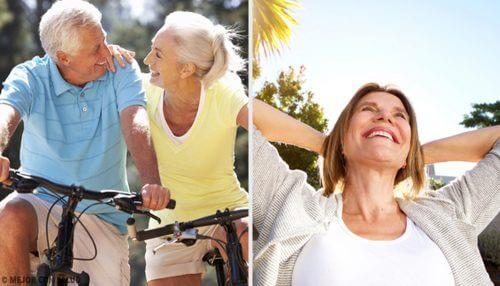如何在50歲以後依然擁有健康的體態
