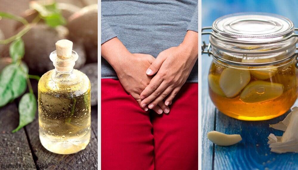 9種陰道異味的自然療法