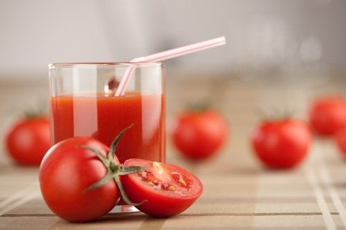 蕃茄大蒜薑黃排毒法