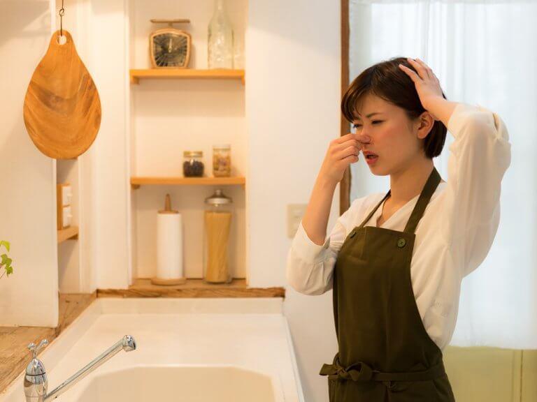 10個消除廚房臭味的秘訣