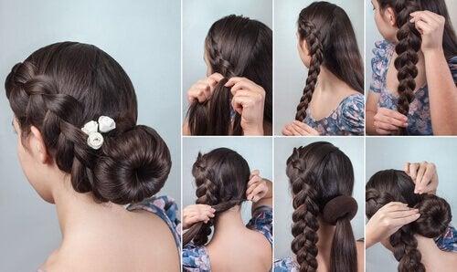 5種簡單又漂亮的髮型