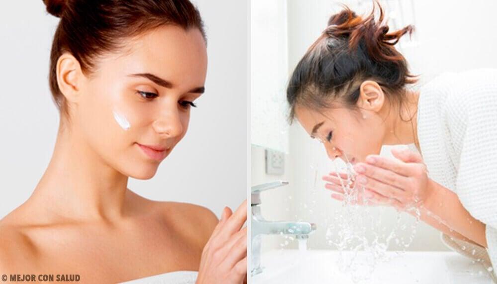 5種洗臉的錯誤觀念