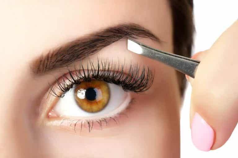 五種讓眉毛濃密的天然妙方