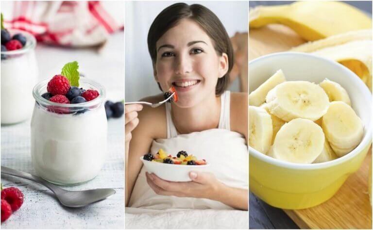 睡前可以吃的6種健康零食