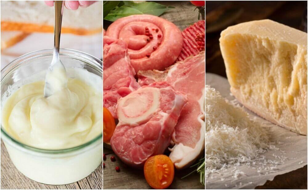 6種含有壞膽固醇的食物