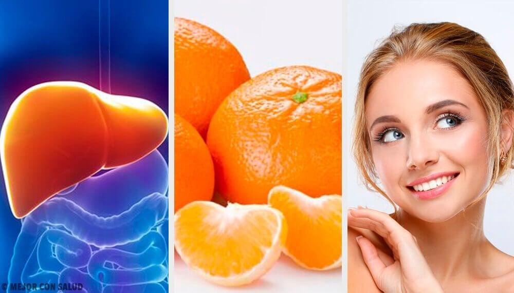 橘子的7種有趣用途