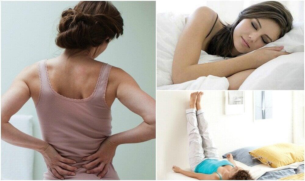 擺脫腰痛你可以做的七件事