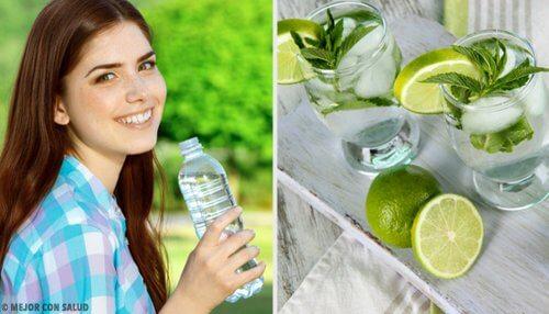 7個簡單方法讓你多喝水