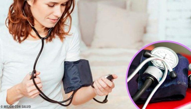 8個在家正確量血壓的技巧