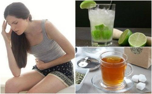 五種治療脹氣的自然療法