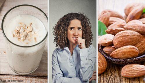 10種可以緩和焦慮的食物