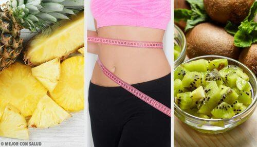 四種幫助減重的排毒飲品