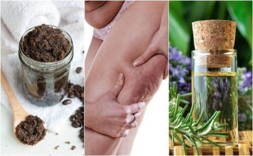 消除橘皮組織的5種神奇自然療法,一定要試試看!